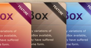 WoBox – Resizable Promotion Banners / Web Boxes  (Free PSD)
